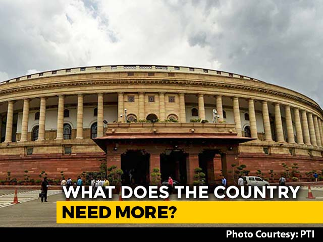 Video : A Parliament Or Better Healthcare - What Does India Need More Amid COVID-19?