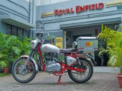 Royal Enfield Launches Service On Wheels Initiative