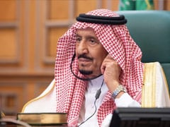 Saudi King, 84, Admitted To Hospital For Gall Bladder Inflammation
