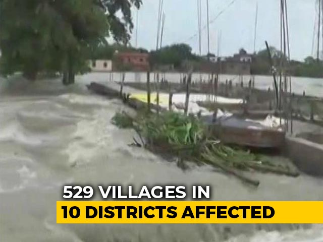 Video : Bihar Floods Claim 18 Lives, Nearly 1 Million People Affected In 10 Districts