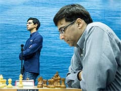 Anand Suffers 6th Straight Defeat In Legends Of Chess Tournament