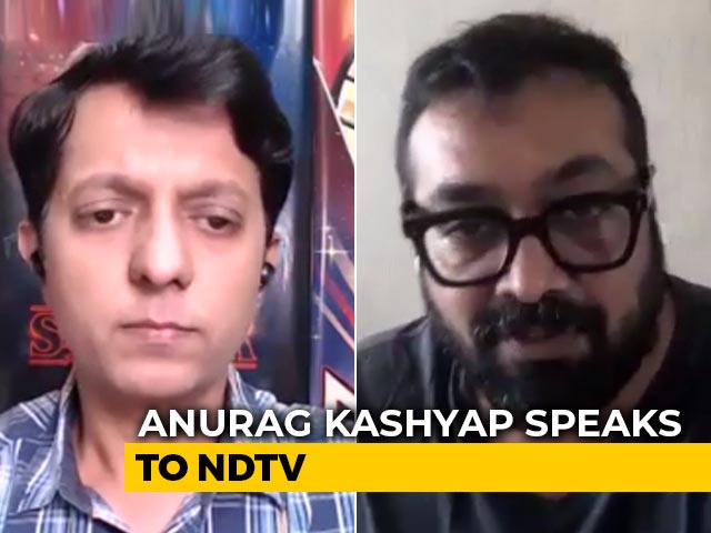 Video : Nepotism Is In Our Country's DNA: Anurag Kashyap