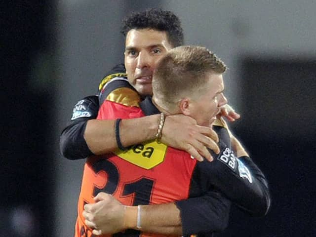 """""""Would Love To See Ashu Dance"""": Yuvraj Requests Warner On Throwback Post"""