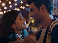<i>Dil Bechara</i> Song <i>Taare Ginn</i>: Sushant Singh Rajput And Sanjana Sanghi's Love Story Is Chicken Soup For The Soul