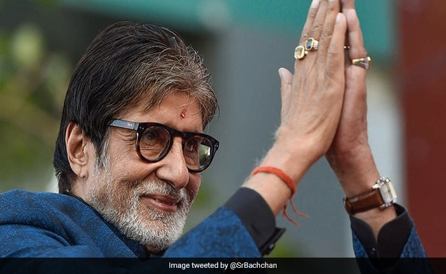 Amitabh Bachchan, COVID-19 Positive, Is Thankful For The Love And Blessings 'In These Times Of Trial'