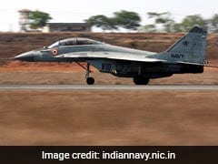 Navy May Move MiG-29K Jets To North Air Bases Amid China Row: Report