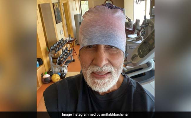 Amitabh Bachchan's World Chocolate Day Post Says How Much He Misses A Bite