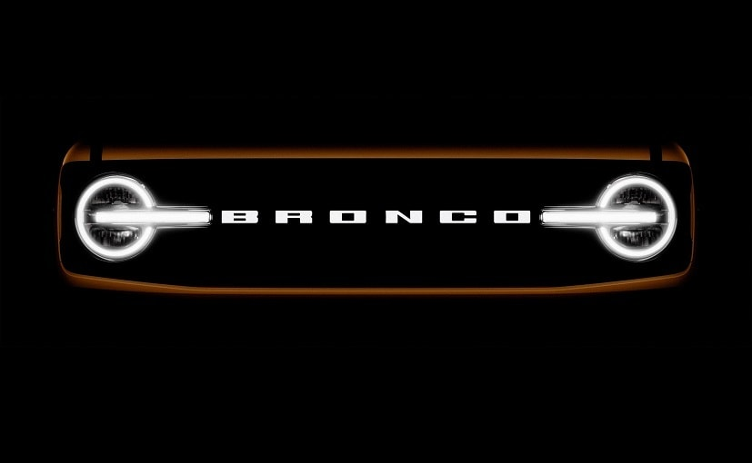 Ford's Bronco SUV Bucking To Take On Fiat Chrysler's Jeep: Report