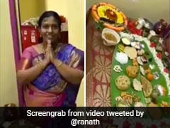 Andhra Lady Prepares 67 Dishes For Visiting Son-in-law And Twitter Is Amazed