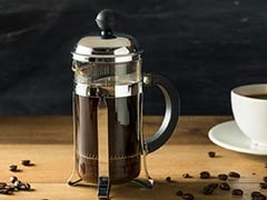 French Press Your Way To Enjoy Espressos, Cappuccinos At Home