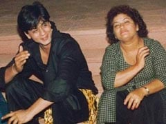"Saroj Khan Taught Shah Rukh Khan How To Do The ""Dip"" Move. Read His Tribute"