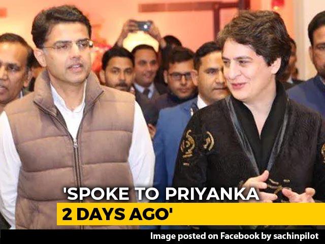 Video : Hours After Priyanka Gandhi Vowed Help, He Was Sacked: Team Pilot