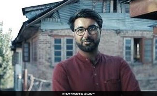 22-Year-Old Kashmiri Man Waseem Nadaf Develops Low-Cost Ventilator Out Of Waste