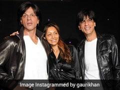 जब दो शाहरुख खान के बीच फंसीं गौरी लिखा 'हैंडल करना मुश्किल' तो SRK बोले- डेढ़ साल से दोनों घर पर...