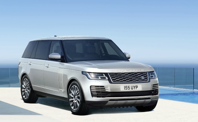 Deliveries of the 2021 Range Rover in global markets will begin October 2020 onwards