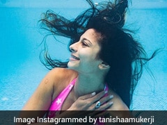 Tanishaa Mukerji, The Water Baby Is Missing Her Time Spent At The Pool