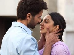 "Shahid Kapoor Gives Filmy Birthday Wish For Kiara Advani A <I>Kabir Singh</i> ""Touch"""