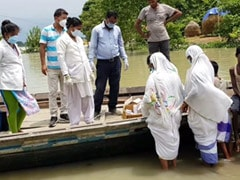 Assam Floods: Over 120 Dead, 26.38 Lakh People Affected In 27 Districts