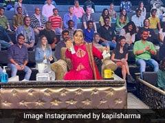 कपिल शर्मा ने सेट से फोटो की शेयर, फैन्स से पूछा- इसमें कितने लोग रियल हैं