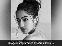 मलाइका अरोड़ा के बाद अब सारा अली खान ने शेयर की ब्लैक एंड व्हाइट Photo, इस एक्ट्रेस ने दिया था चैलेंज