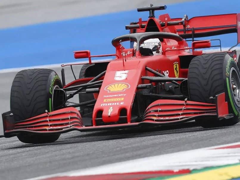 "Ferrari ""Not Competitive"" In Formula One Says Chairman John Elkann"