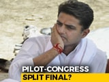 Video : Rajasthan High Court To Hear Amended Plea Filed By Sachin Pilot Tomorrow At 1 PM
