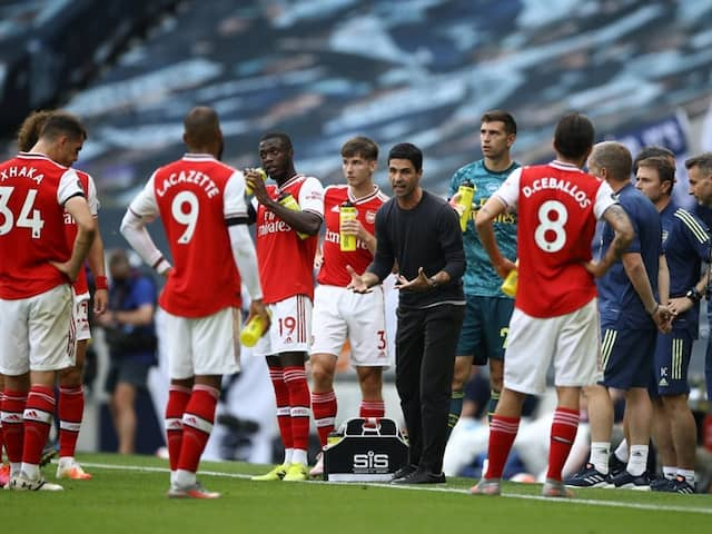 Arsenal To Keep Fighting For Europe Berth Until Mathematically Impossible: Mikel Arteta