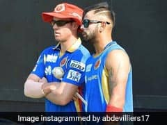 """""""Expecting Big Things From Him In Next 3-5 Years"""": De Villiers On Kohli"""