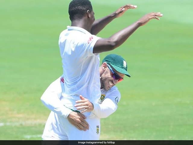 Former South Africa Captain Faf du Plessis Shares Strong Message Against Racism