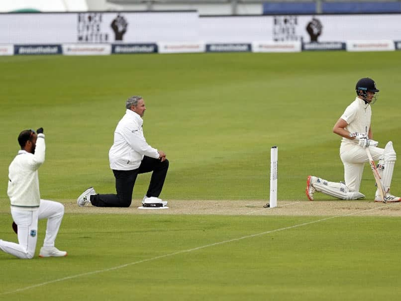 Michael Holding Condemns England And Australia For Not Taking A Knee