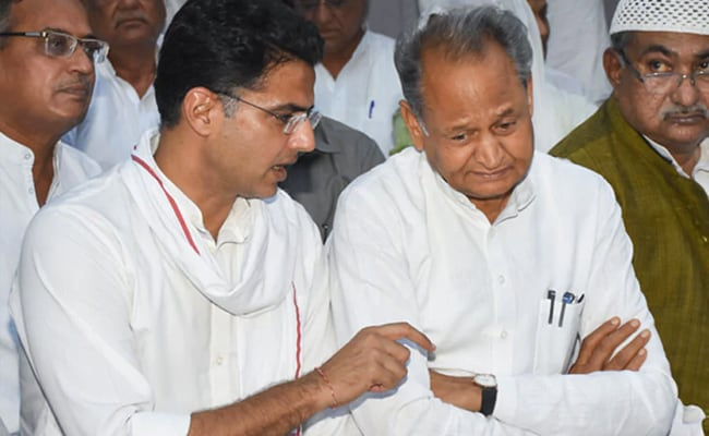Rajasthan Live Updates: Sachin Pilot-Ashok Gehlot Face-Off Likely At Congress Legislature Party Meet Today