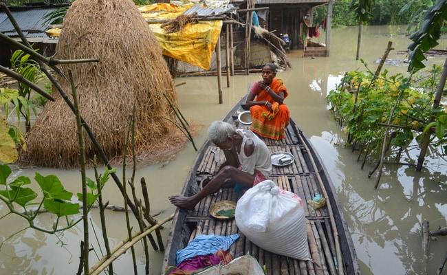 Brahmaputra Dredging, Embankments' Repair Top Assam's Flood Fight List