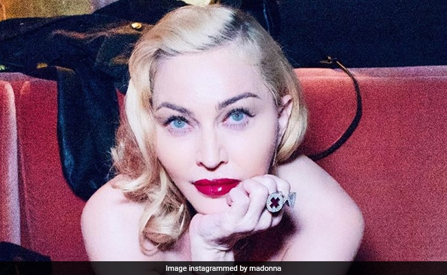 Instagram Blocks Madonna's Post For False Information On COVID-19