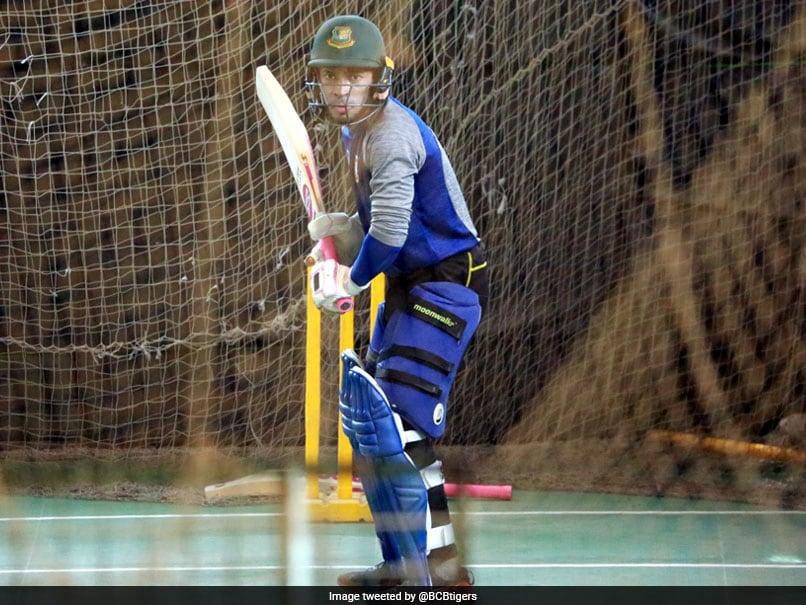 Mushfiqur Rahim Among 9 Bangladesh Players To Resume Individual Training