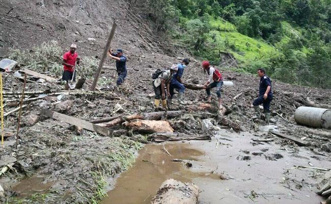 Nepal Rain, Landslides Kill 60 People, 41 Are Missing