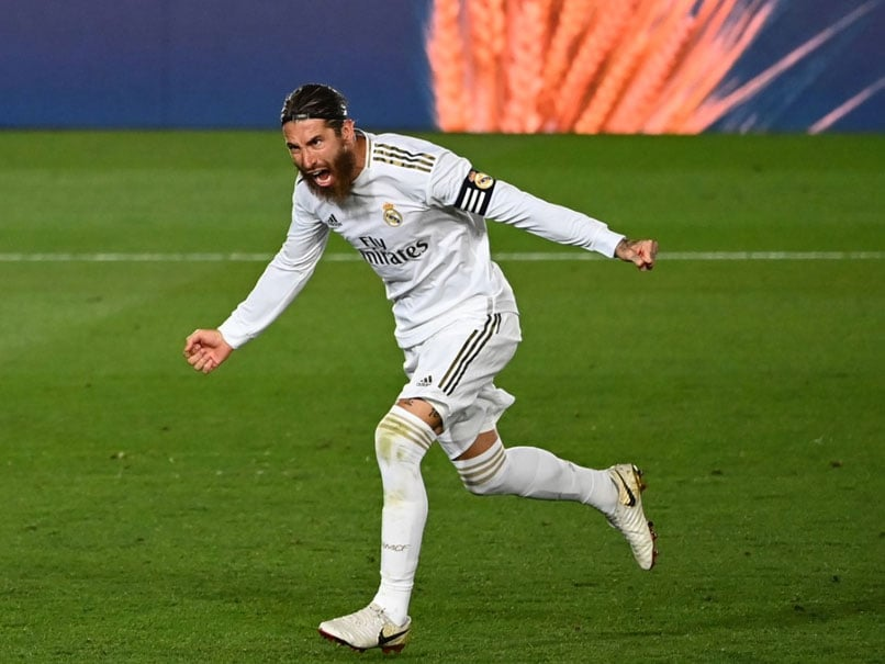 Real Madrid close in on title after edging Getafe   Real Madrid- Getafe