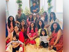 """Chiranjeevi Sarja, The Reason I Smile,"" Writes Wife Meghana Raj In Viral Post"