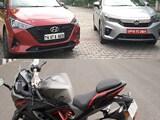 2020 Honda City vs Hyundai Verna Facelift, TVS Apache RR310