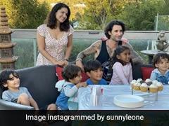 सनी लियोन ने दोस्तों के साथ इस खास अंदाज में मनाया बेटी निशा का जन्मदिन, फोटोज शेयर कर लिखा, ''Happy Gotcha Day''