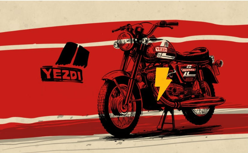 Classic Legends plans to resurrect the Yezdi brand with a new electric motorcycle