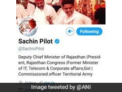 राजस्थान में सियासी संकट अभी खत्म भी नहीं हुआ और सचिन पायलट ने ट्विटर पर बदल डाला अपना परिचय