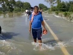 बिहार: बाढ़ के कारण दरभंगा जिले में हालात बिगड़े, प्रमुख सड़कों पर डेढ़ से ढाई फीट तक पानी..