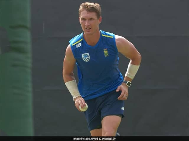 Excited To Get Back On The Field, Says South African All-Rounder Dwaine Pretorius