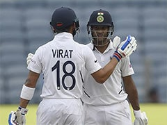 """Your Character Stood Out For Me,"" Virat Kohli Tells Mayank Agarwal"