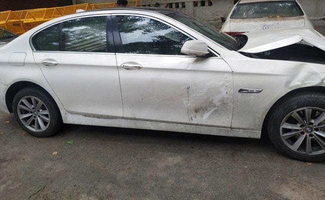 3 Injured After Speeding BMW Rams Car In Delhi; Driver Arrested: Police