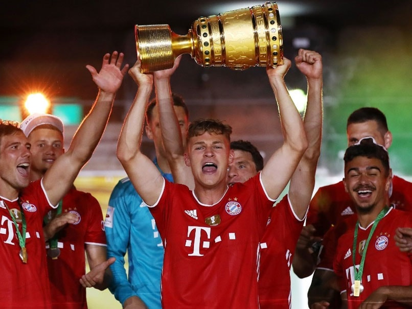 """Kimmich Urges Bayern Munich To Stay """"Hungry"""" For Champions League Bid"""