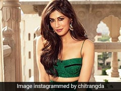 Chitrangada Singh's Lehenga Look Has Us Wanting To Dress Up For A Wedding
