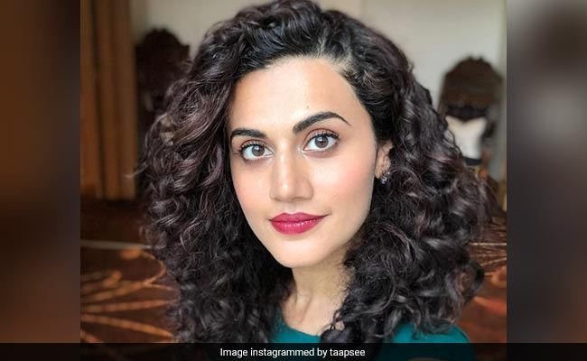 Taapsee Pannu Is Prepping For Her Next Role With This Yummy Morning Meal (See Pic Inside)