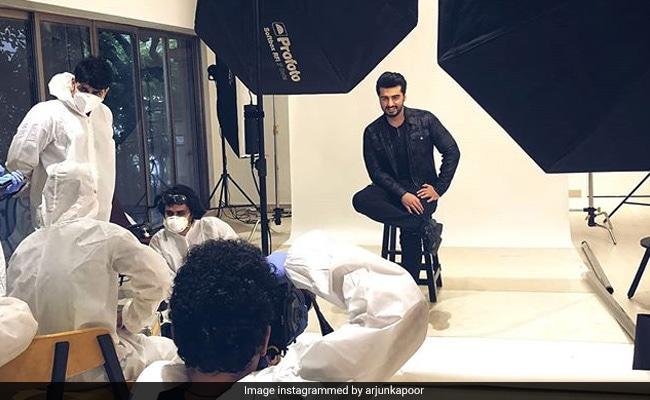 'Sab Badal Chuka Hai:' A Scene From Arjun Kapoor's Work Diaries