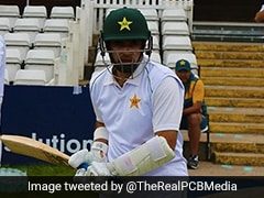 Pakistan's Abid Ali Cleared Of Concussion, To Miss Last Day Of Intra-Squad Game